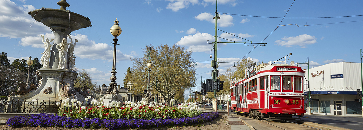 Home City of Greater Bendigo