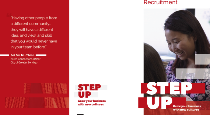 Step Up Employers Recruitment