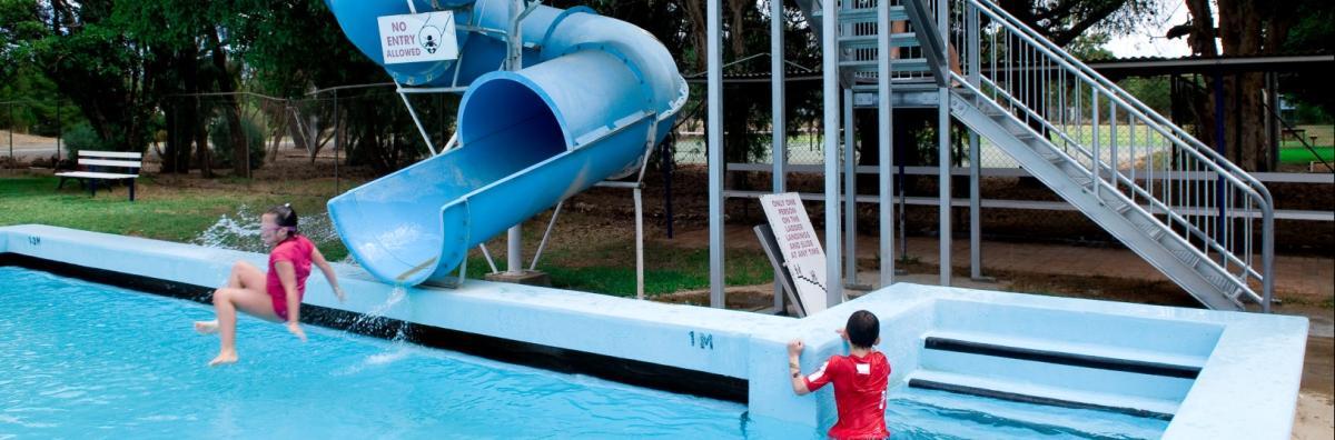 Elmore Swimming Pool City Of Greater Bendigo