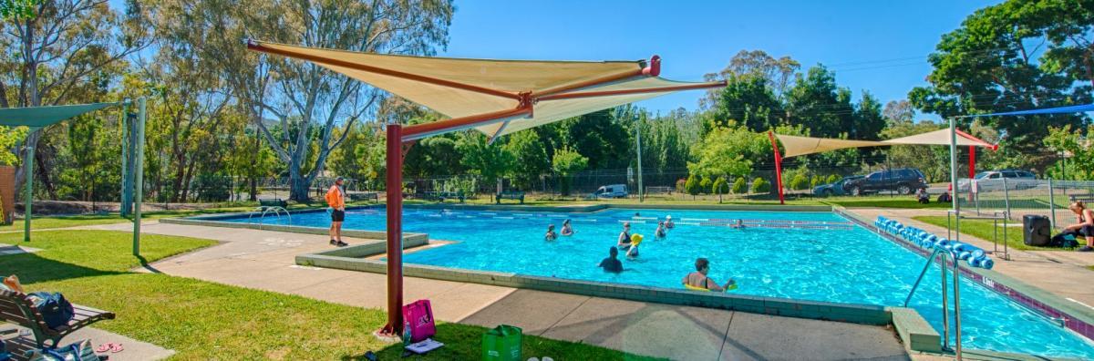 heathcote swimming pool city of greater bendigo