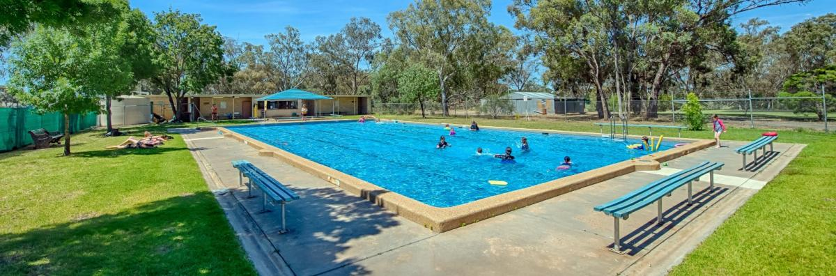 Marong swimming pool city of greater bendigo - Whitefish bay pool open swim hours ...