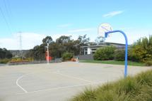 City Edge, Bentley Terrace Basketball Court